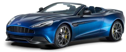 Vanquish Front angle low view