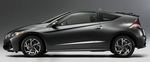 Honda Cr Z 2016 2017 Cvt Price Review And Specs For January 2021