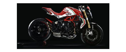 MV Agusta Dragster Right Side Viewfull Image